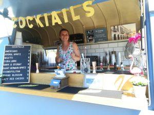 cocktails, passie, Bar Estafette